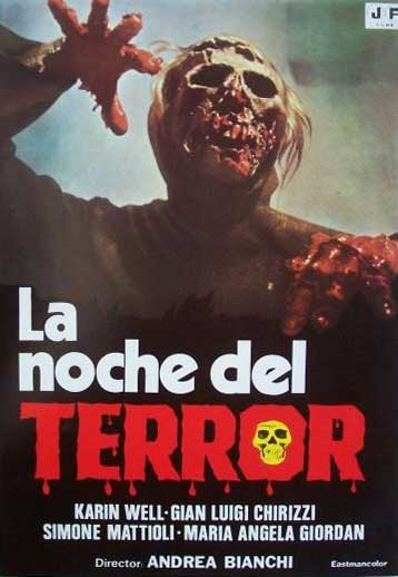 Zombie Horror – La Notte Del Terrore (1981)