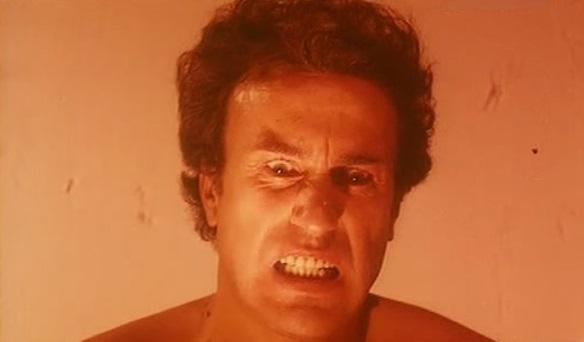 Andolfi - Eddy Endolf in una sofferta interpretazione.